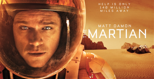 the martian cinefilopigro