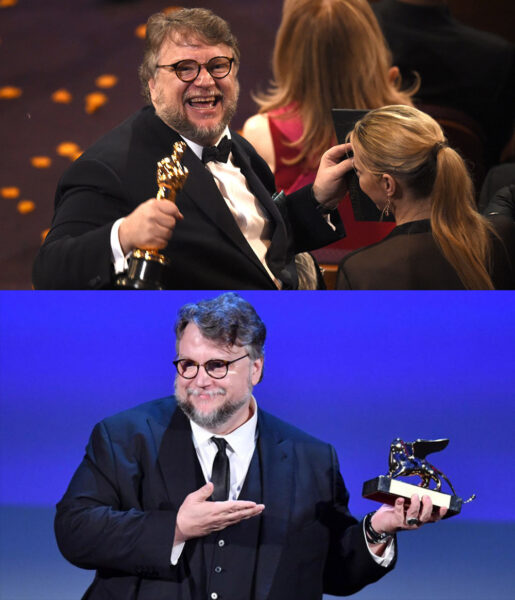guillermo-del-toro-oscars-cinefilo-pigro-la-forma-dell'acqua-shape-of-water-leone-oro-venezia