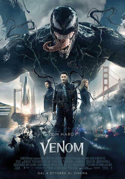 Venom cinefilo pigro poster