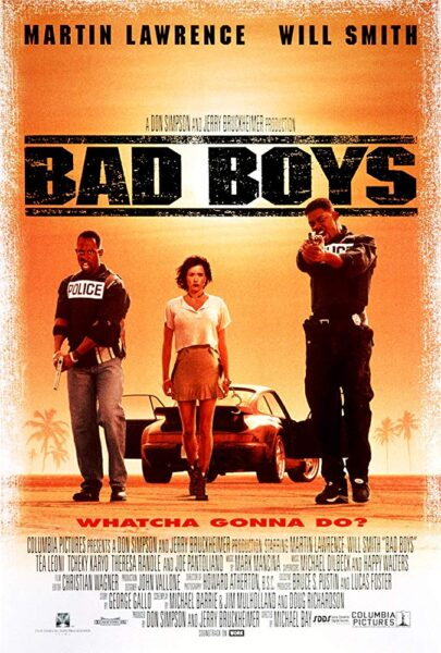 Bad Boys cinefilo pigro poster