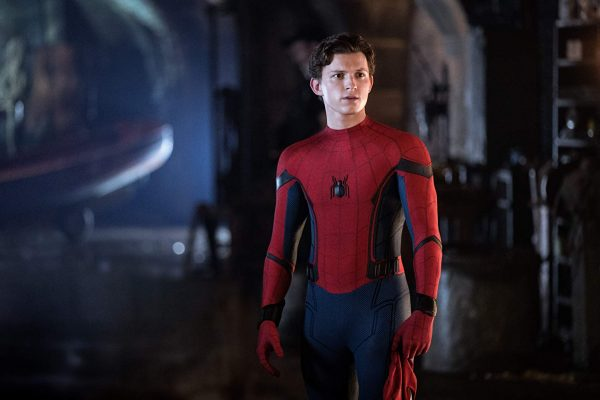 spider man far from home -cinefilopigro