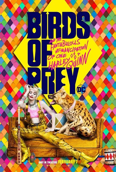 birds of prey cinefilo pigro