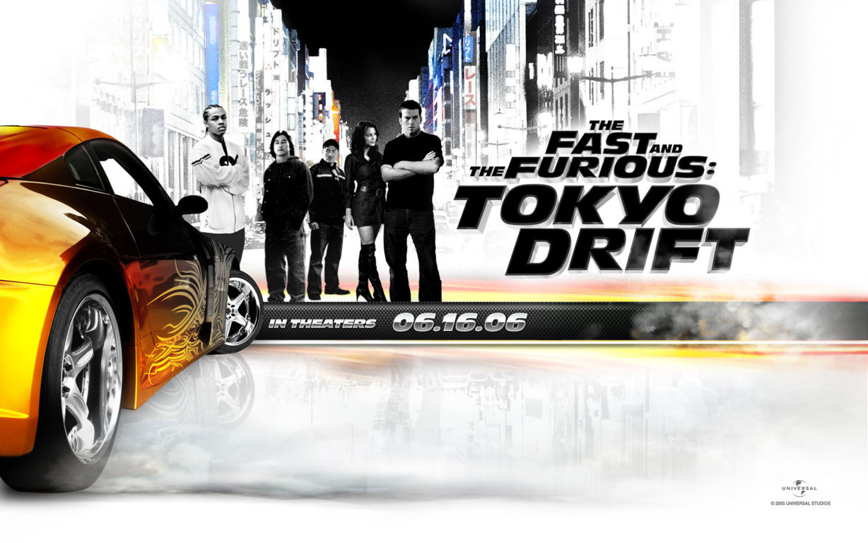 The Fast and the Furious Tokyo Drift _cinefilopigro