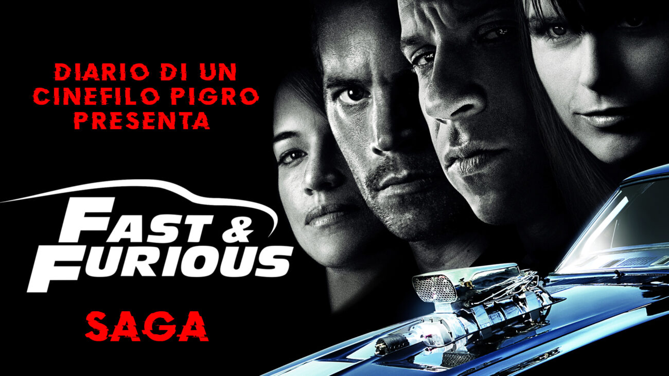 Fast & Furious - Saga
