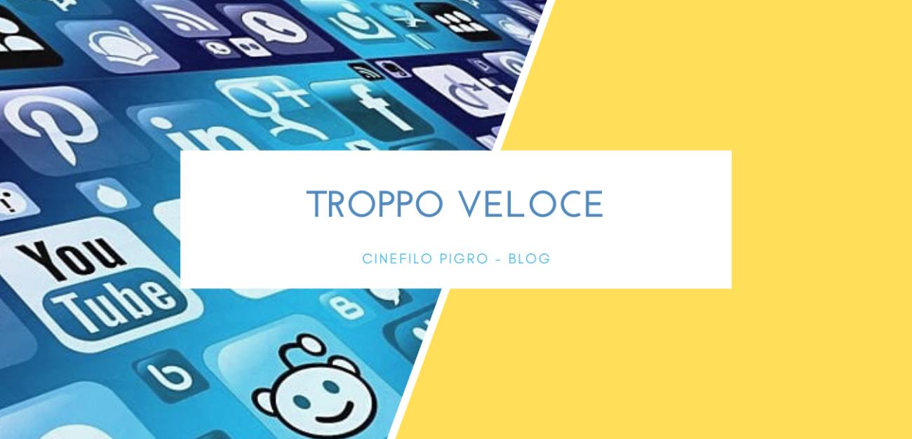 Troppo Veloce - blog